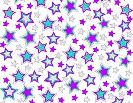 nº 8 pour Girly Banner With Stars par gayatry