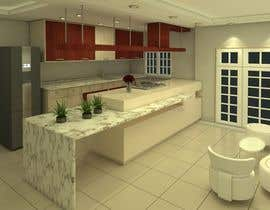 nº 9 pour Diseñar un muebles de melamina y modelarlo de forma realista en 3D par bshbsh88
