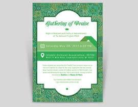 Nro 49 kilpailuun Design A Flyer for an Event käyttäjältä sriosdesign