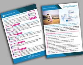 Nro 21 kilpailuun Design a Product Flyer käyttäjältä dynamicdot