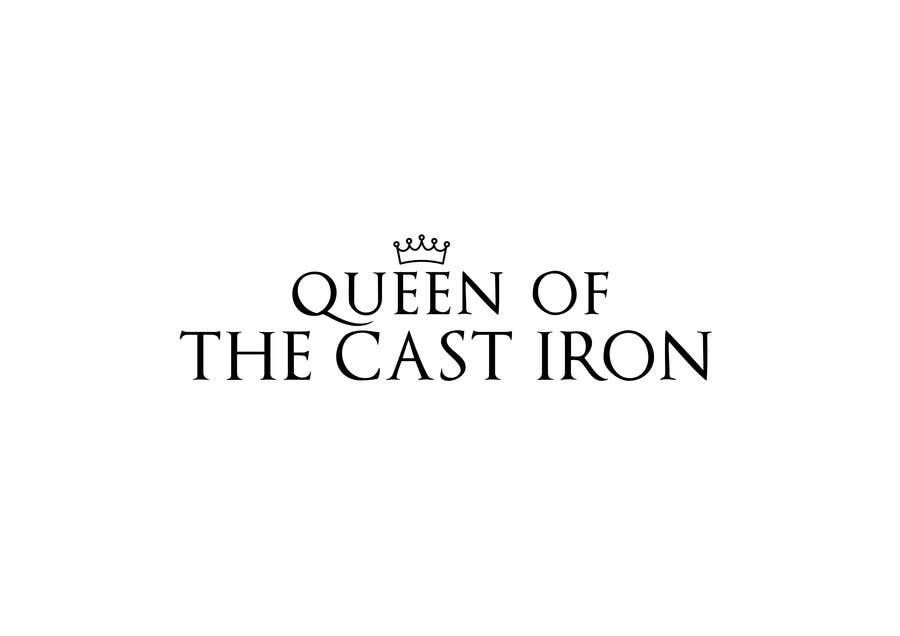 Proposition n°26 du concours Design a Logo for Queen of the Cast Iron