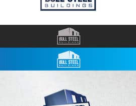 nº 174 pour Design a Logo for Steel Building Maker par medokhaled