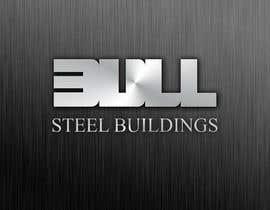nº 167 pour Design a Logo for Steel Building Maker par daudhusainsami