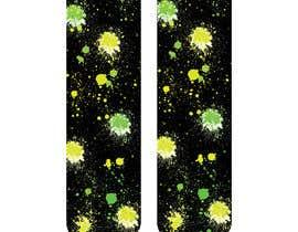 Nro 22 kilpailuun Need cool graphic design on socks. käyttäjältä NatachaHoskins