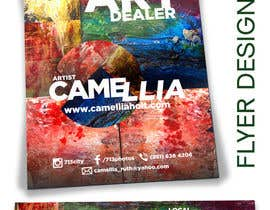 nº 1 pour Local Art Dealer Flyer par KahelDesignLab