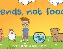 #6 for VeganEvan Facebook Page Cover Photo Contest by garceta14