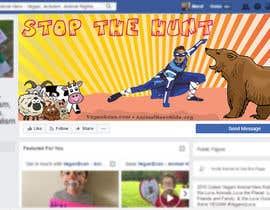 nº 30 pour VeganEvan Facebook Page Cover Photo Contest par MarufAbdullahBD