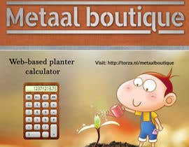 nº 10 pour Web-based planter calculator promotional image par alifakonjee