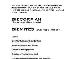 #24 for Create Company Name & Tagline by Niroj123