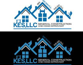nº 22 pour Design a logo for KES General Construction & Home Improvement par jatikasmondal