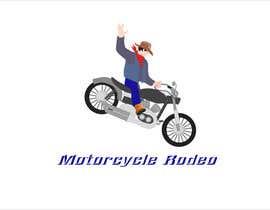 nº 23 pour Motorcycle Rodeo Logo par nasta199630