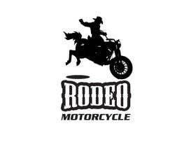 nº 16 pour Motorcycle Rodeo Logo par amkazam
