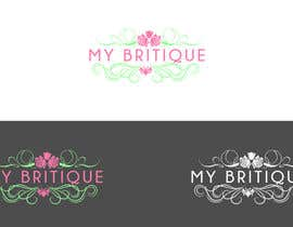 #192 for Clothing Boutique logo by BrilliantDesign8