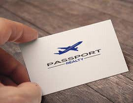 nº 28 pour Design Logo For Passport Realty par zihantabassum44