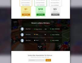 nº 29 pour logo + website design for lottery an easy task for a designer par rohan0571