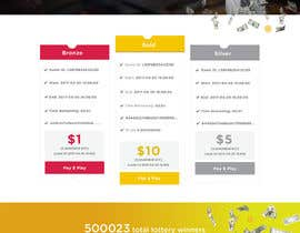 nº 42 pour logo + website design for lottery an easy task for a designer par rohan0571