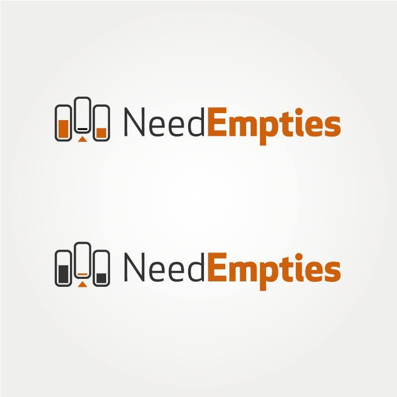 Bài tham dự cuộc thi #                                        34                                      cho                                         Logo for Need Empties