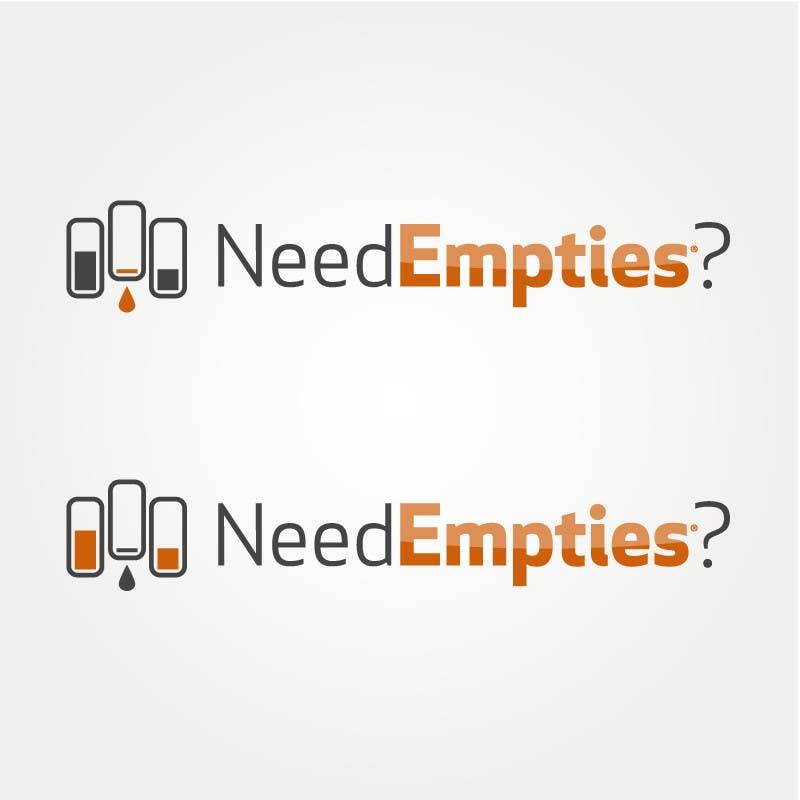 Penyertaan Peraduan #43 untuk Logo for Need Empties