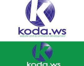 #41 untuk Design a Logo for Koda.ws oleh jawardz