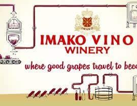 nº 17 pour Hand-drawn illustration of wine-making process par Jokey05