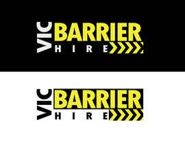 nº 152 pour Logo design for Vic Barrier Hire par loumariafei