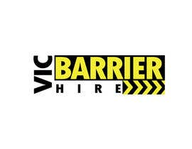 nº 155 pour Logo design for Vic Barrier Hire par loumariafei