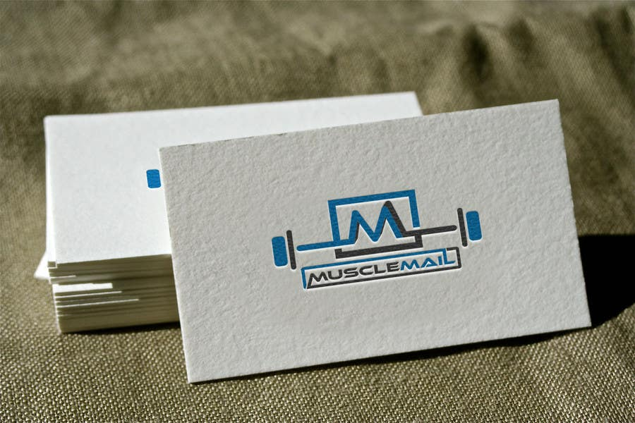 Proposition n°136 du concours Logo Design for MuscleMail - new UK fitness business