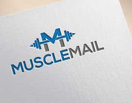 nº 78 pour Logo Design for MuscleMail - new UK fitness business par primarycare