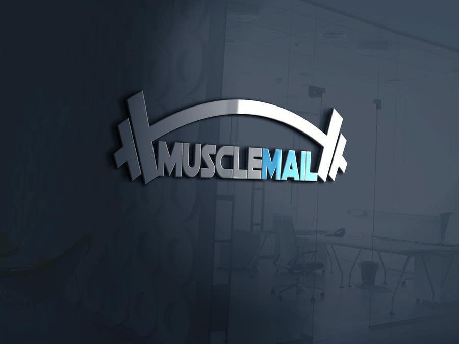 Proposition n°384 du concours Logo Design for MuscleMail - new UK fitness business