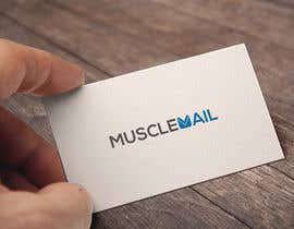 nº 23 pour Logo Design for MuscleMail - new UK fitness business par GURU58