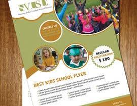 Nro 85 kilpailuun Education Preschool and Kindergarten Registration Flyer käyttäjältä RAADHI