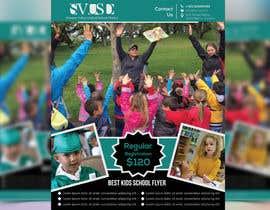 Nro 60 kilpailuun Education Preschool and Kindergarten Registration Flyer käyttäjältä vectorhive