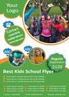 Proposition n° 10 du concours Graphic Design pour Education Preschool and Kindergarten Registration Flyer