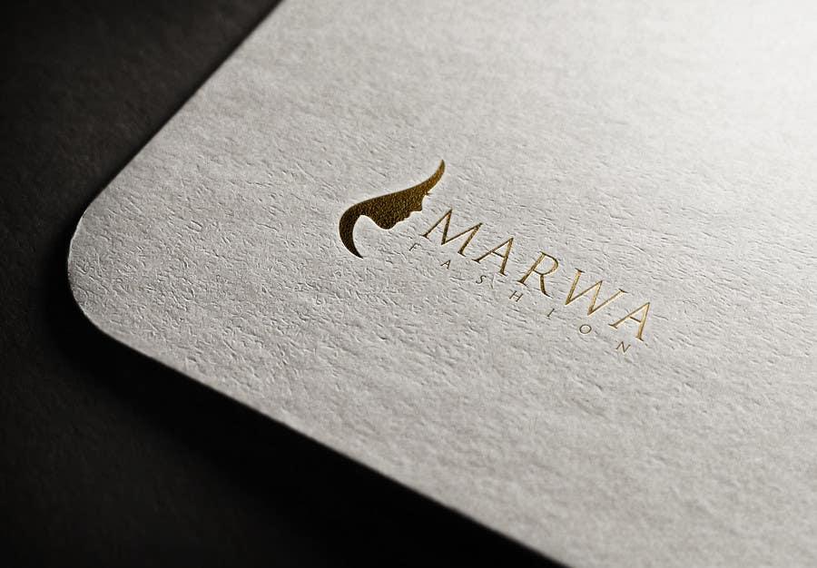 Proposition n°18 du concours Marwa Fashion Logo Design