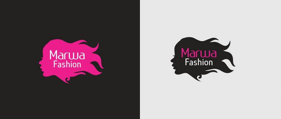 Proposition n°8 du concours Marwa Fashion Logo Design