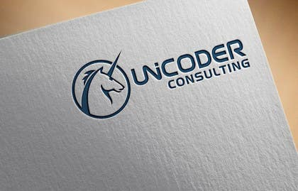 #54 for Unique Logo for our company - Unicoder Consulting by deep844972