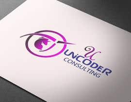 nº 44 pour Unique Logo for our company - Unicoder Consulting par sweetmahato4