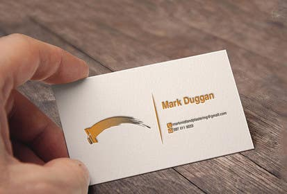 #11 for Logo and Business Cards for Plastering compnay by designcity676