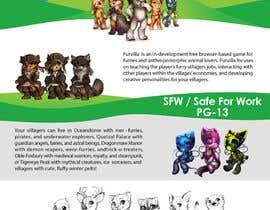 #20 for Design a Flyer for online game af stylishwork