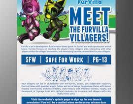 #22 for Design a Flyer for online game af xsodia