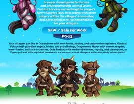 #16 for Design a Flyer for online game af Mimi214