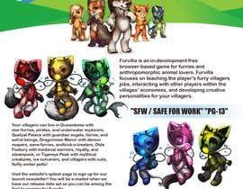 #23 for Design a Flyer for online game af amcgabeykoon