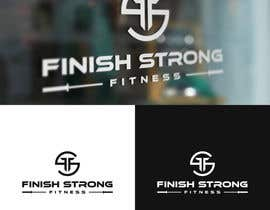 #225 for Design a Logo for Finish Strong Fitness (fitness company) by janakgfxdesign