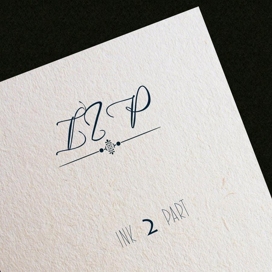 Proposition n°57 du concours Ink2Part logo