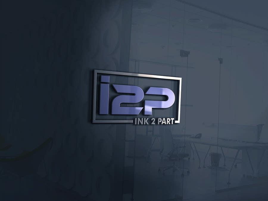 Proposition n°73 du concours Ink2Part logo