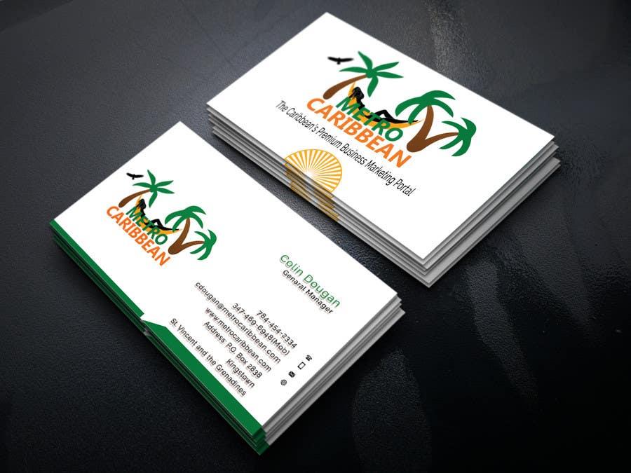 Proposition n°217 du concours Design some Business Cards