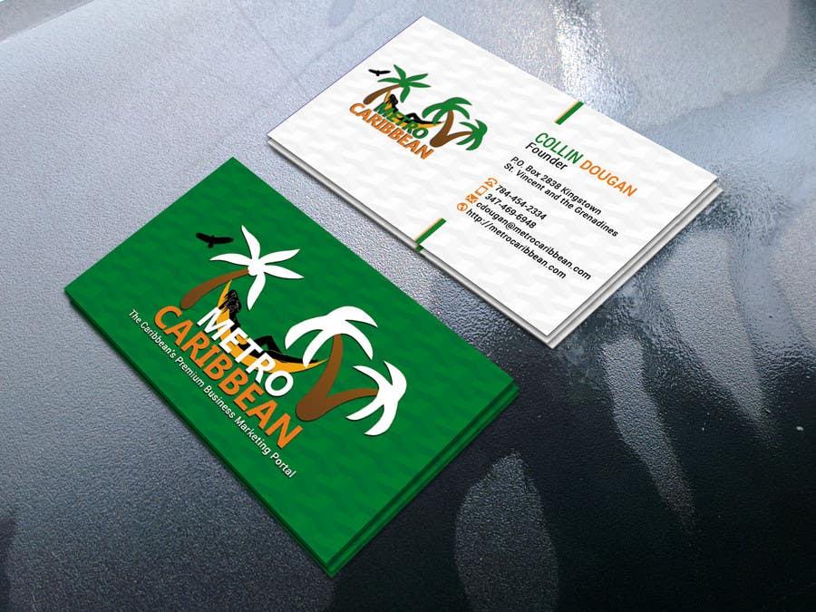 Proposition n°225 du concours Design some Business Cards