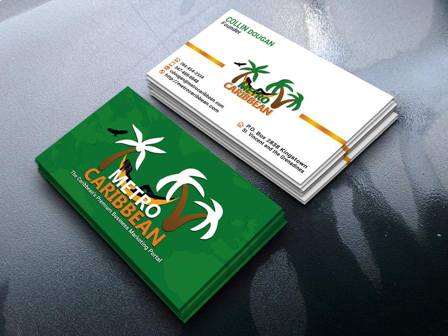 Proposition n°227 du concours Design some Business Cards