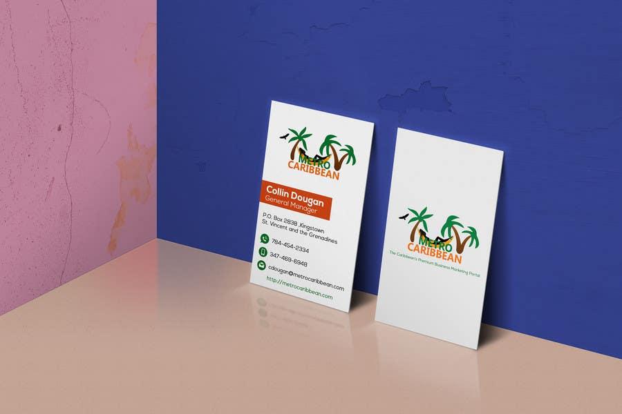 Proposition n°176 du concours Design some Business Cards