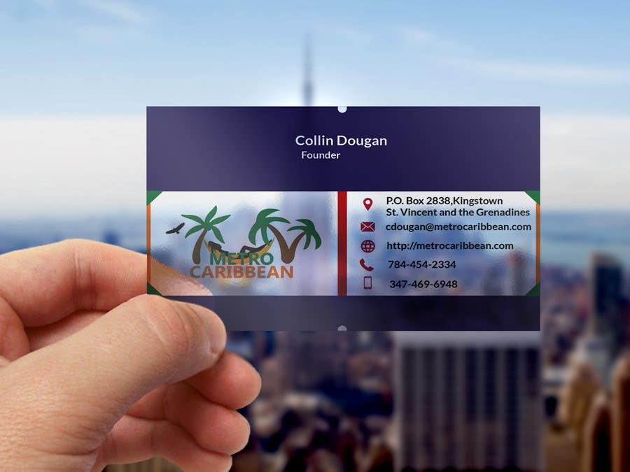 Proposition n°344 du concours Design some Business Cards
